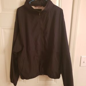 Greg norman jacket with hoodie